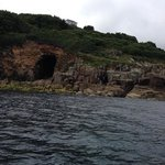 'Mouse Hole' near The village of Mousehole....
