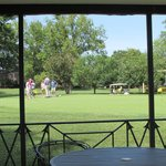 Half hour golf clinic behind Williamsburg Inn