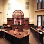 Waxahachie Courtroom