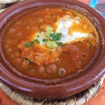 Tagine from our stop over