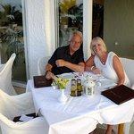us in restaurant