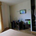 Habitación, Hotel Bouza