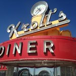Good old fashion diner feel!