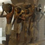 Neues Museum figures