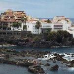 Playa de San Telmo (Al lado del hotel)