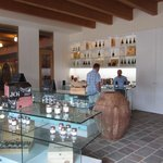 Their own winery and olive oil Acienda Agricola 5 km from the hotel  good wines!