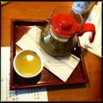 Chrysanthemum Tea with Honey