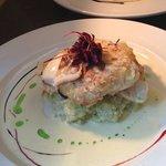 delishish fish dish