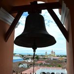 From the rooftop of La Merced Cathedral, Granada, Nicaragua