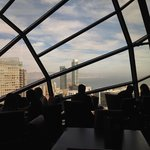 The View Lounge atop the SF Marriott Marquis