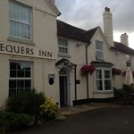 The Chequers inn Fladbury