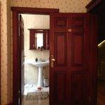 salle de bain avec grande douche 3 possibilités