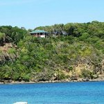 Calibishie Cove Dominica - Hilltop Setting