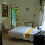 Cotignac, La Radassière - room