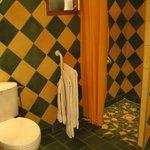 Cotignac, La Radassière - bathroom