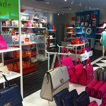Display of Branded Handbags