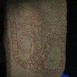 Viking rune stone