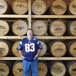 whisky barrel wall