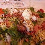 salat m iskrem