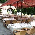 Terrasse restaurant Au repos des Chasseurs Boitsfort