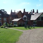 Pendley Manor Rear