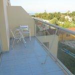 Balkon kamer