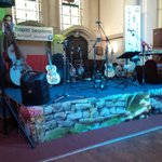 Chapel Sessions stage