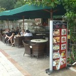 Herceg Novi, Do-Do Coffe with the best ice cream