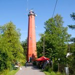 Lighthouse in Hel