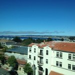 View of Monterey Bay.