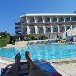 Quieter pool