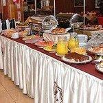 Café da Manhã excelente