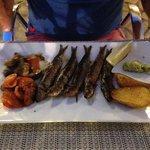 Plat du jour : sardines