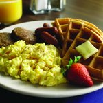 Free Hot Breakfast served daily!