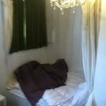 Tulip Room bed