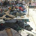 Secondhand clothing market houmt souk