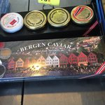 Caviar from Bergen! Good to Buy in Bergen if you like caviar