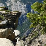 Taft Point Trail, Yosemite NP, California: Taft Point