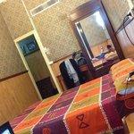 Room view - with antechamber door