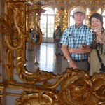 Sullivans at Catherine Palace