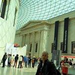MUSEU BRITANICO- HALL DE ENTRADA