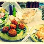 Lunch Corfu style