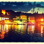 Kassiopi by Night