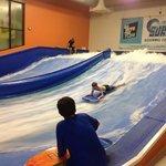 boogie board fun
