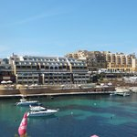 Marina and Corinthian hotels