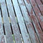Wooden Balconies