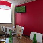 sala de pequenos almoços / restaurante / bar