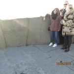 At the Cliffs of Moher - December 2013