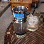 Vietnamese drip coffee