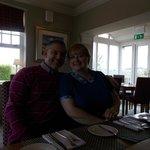 Dining in the Mizen Head Hotel